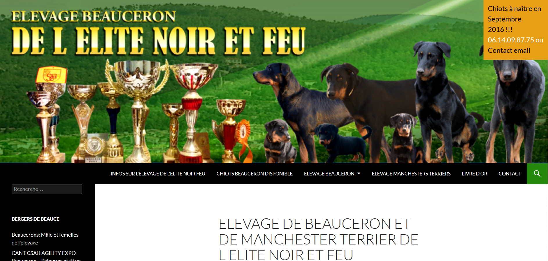 elevage-beauceron