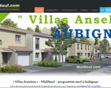 Immobilier – Programme neuf