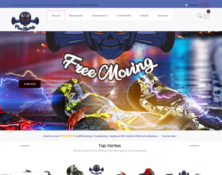 free moving boutique hoverboard